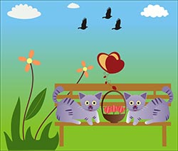 """Cats_Vector_Free_Download"""