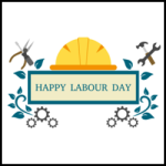 Happy Labour Day, Employers, marketing vector